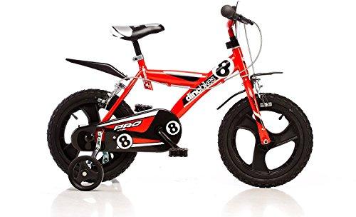 Dino Bikes-163gln-Bicicletta per ragazzo 16di 6a 8anni