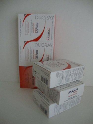 Ducray Anacaps Tri-activ Capsules Anti Hair Loss