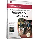 "Photoshop-PowerWorkshops: Retusche & Montage (DVD-ROM)von ""Pearson Education GmbH"""