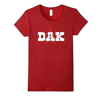"""Da-k Pres-cott Dal-las Cowbo-ys Shirt """"DA-K"""" Men's T-Shirt"""