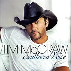 Tim McGraw – Southern voice