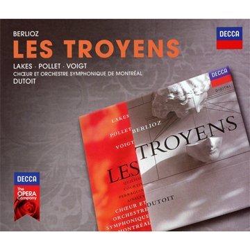 LES TROYENS - BERLIOZ - CD