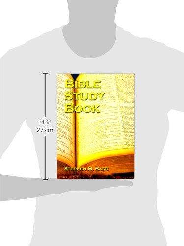 Bible Study Book