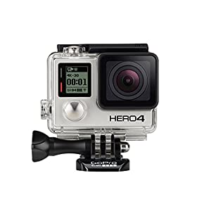 GoPro HERO4 BLACK 4K Action Camera