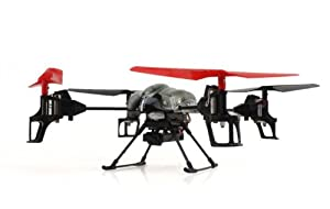 WLToys Quadcopter RC Battle Ship Gatling Machine with Onboard Camera, 4 Channel
