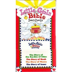 Four Bible Stories from the Little Girls Bible Storybook