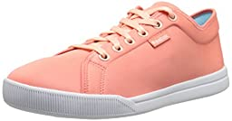 Reebok Women\'s Skyscape Runaround 2.0 Walking Shoe, Coral/Coral Glow/White, 8.5 M US