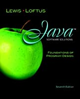 Java Software Solutions: Foundations of Program Design (7th Edition) ebook download