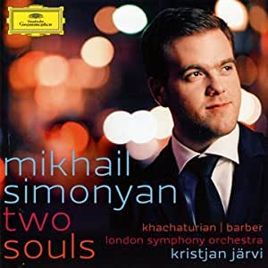 Two Souls: Khachaturian & Barber Violin Concertos