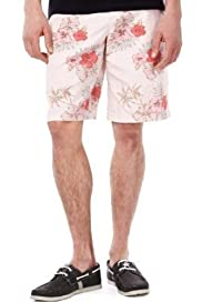 North Coast Pure Cotton Vintage Floral Shorts [T17-2249N-S]|F20F