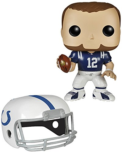 Funko POP NFL: Wave 1 - Andrew Luck Action Figures