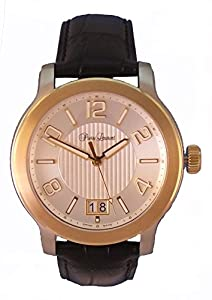 Pierre Laurent Men's Watch w/ Date, 23311L