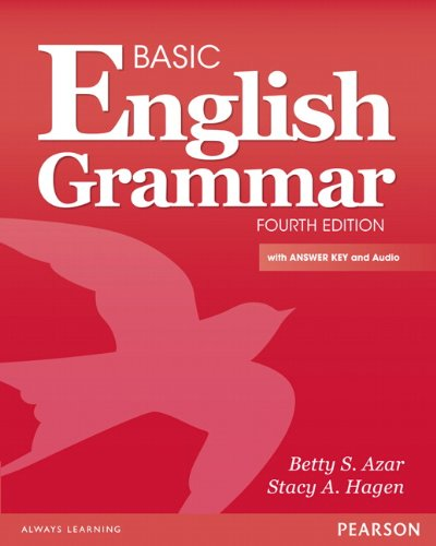 Basic English Grammar with Audio CD, with Answer Key (4th Edition)