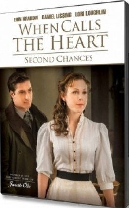 When Calls the Heart - Second Chances DVD