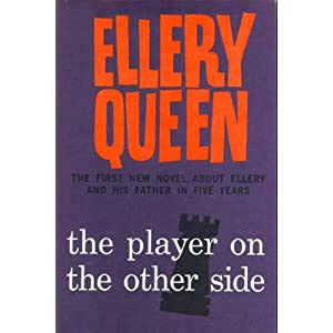 The Player On The Other Side - Ellery Queen