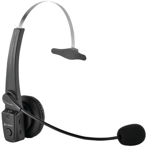 Cobra Digital Ca Btcb4 Wireless Cell Phone/Cb 4-Pin Radio Microphone System