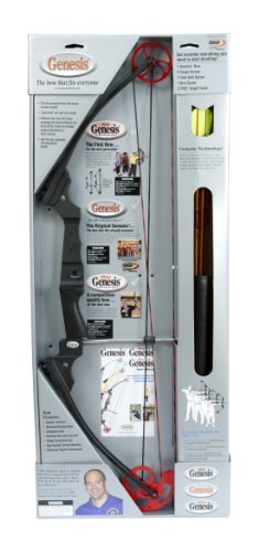 Genesis Bow Kit, Right Handed, Black