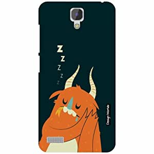 Design Worlds Redmi Note Prime Back Cover - Cartoon Designer Case and Covers