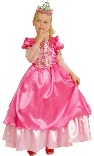 Imagen 1 de Cesar - Disfraz de princesa para niña (de 3/5 años)