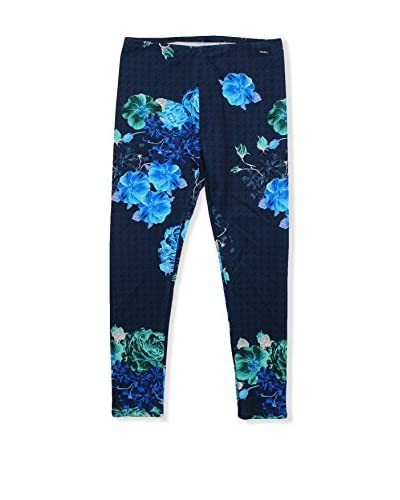 Pinko Leggings Azul