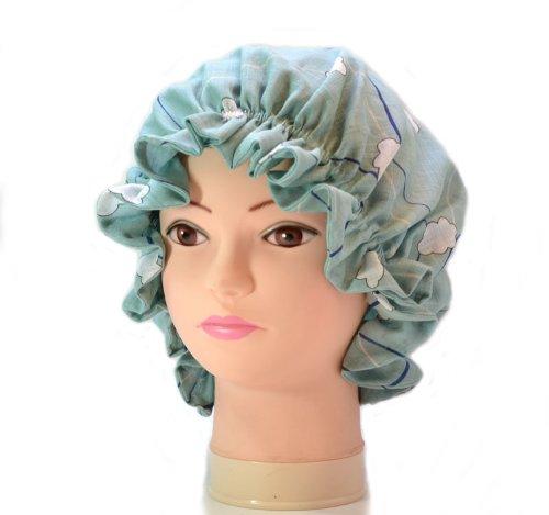 ナイトキャップ 日本製 コットン100% 帽子 ルームキャップ 室内帽子 高級 綿 おしゃれ デザイン ねぐせ 寝癖