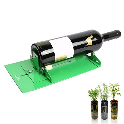 AceList Glass Bottle Cutter Scoring Machine Tool for Longer Bottle (G2 Glass Bottle Cutter compare prices)
