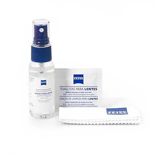 Zeiss Lens/Lcd Screen Cleaning Kit (Toallitas Para Lentes)