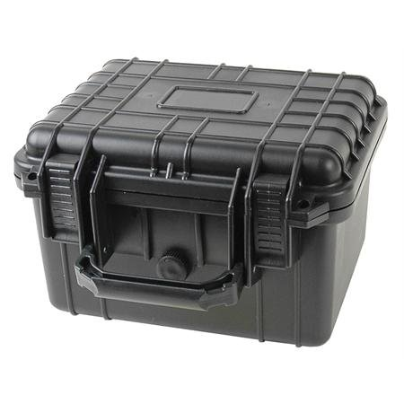 10inch-Black-Tactical-Weatherproof-Equipment-Case-Deep