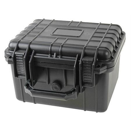 10inch-Black-Tactical-Weatherproof-Equipment-Case-Deep