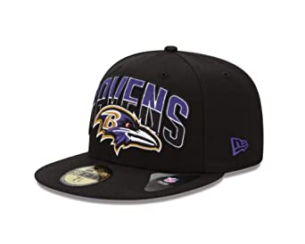 NFL Baltimore Ravens 2013 Draft 59FIFTY Fitted Cap by New Era