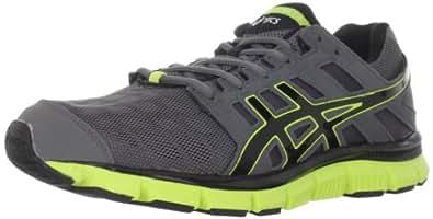 ASICS Men's GEL-Blur33 TR Cross-Training Shoe,Titanium/Black/Lime,9.5 M US