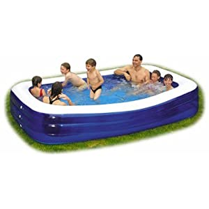 Rectangular Pool 120 X 72 X 22