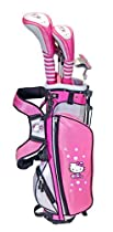 Hello Kitty Golf Junior Set (9-12)