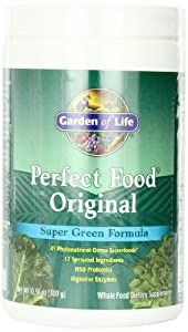 Garden of Life Perfect Food Original, 300g Powder