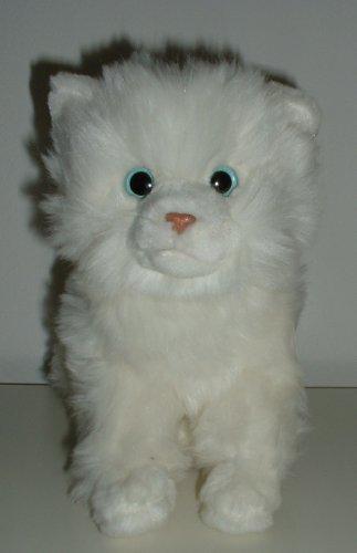 Plüschkatze - Katze Milla sitzend von Leosco