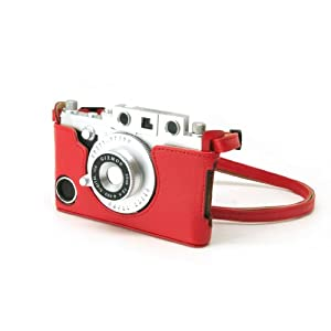GIZMON iCA Case & Strap For Apple iPhone 4/4S RED