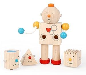 PlanToys - Construye a tu robot (5183) en BebeHogar.com
