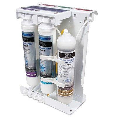 boann bnro6sys reverse osmosis 6 stage water filter system hardware plumbing plumbing regulators. Black Bedroom Furniture Sets. Home Design Ideas