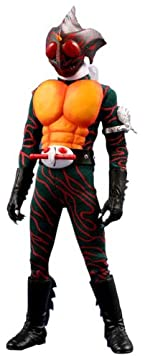 Real Action Heroes 220DX 仮面ライダーアマゾン