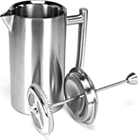 Frieling French Press - Polished Finish Mirrored Finish 36 oz