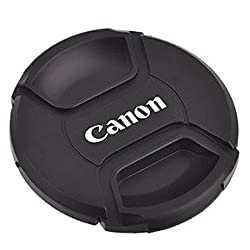 Generic Center Pinch Type Cap 67mm for Canon EOS EF100mm f/2.8L Macro IS USM ,EF-S17-85mm f/4-5.6 , EF-S18-135mm f/3.5-5.6 , EF70-200mm f/4L , EF70-300mm f/4-5.6L , EF-S10-18mm f/4.5-5.6 ,EF35mm f/2
