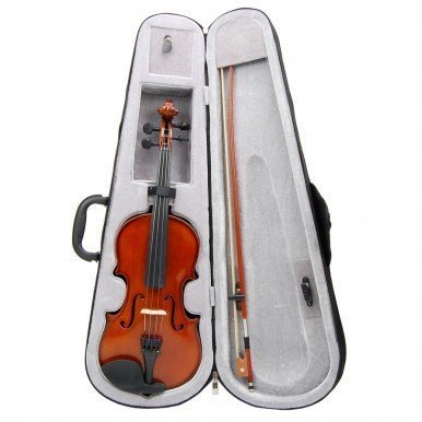 advanced-beginner-solidwood-violin-1-8-size-beautiful-inlaid-purfling-and-varnished-finish-for-stude