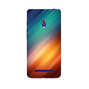 Ebby Sun in the RainboW Premium Printed Case For Asus Zenfone 5