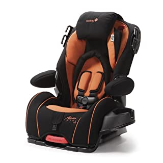 Safety 1st Alpha Omega Elite Convertible Car Seat, Nitron