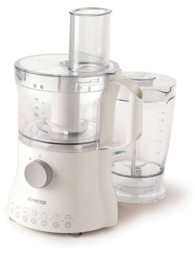 Kenwood Multi Pro Compact FP220 Food Processor, White from Kenwood