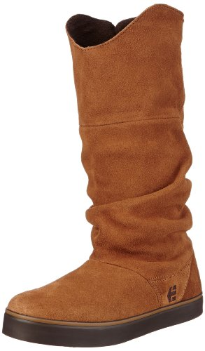 Etnies Womens SIESTA W'S Combat Boots Brown Braun (BROWN 200) Size: 3.5 (36 EU)