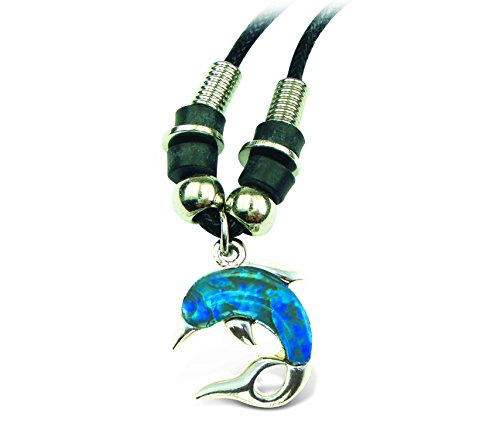 WeGlow International Wild Style Necklaces - Dolphin - 1