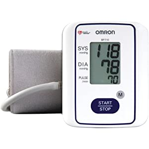 Omron 3 Series Automatic Blood Pressure Monitor