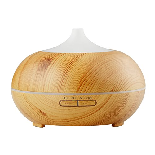 InnoGear-300ml-Wood-Grain-Essential-Oil-Diffuser