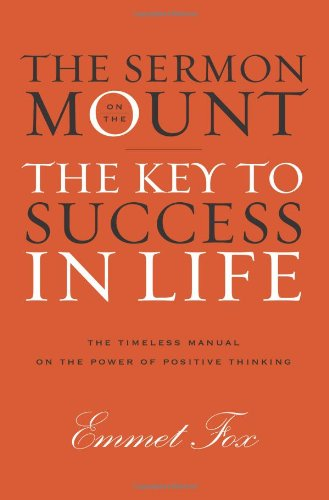 Book Review The Sermon On The Mount The Key To Success In Life The Dubious Disciple